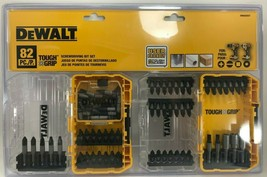 DeWalt - DWA82SET - Tough Grip 82-Piece Shank Screwdriver Bit Set - $44.50