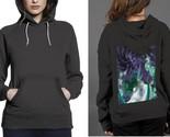 New popular anima nature vs dark hoodie women black thumb155 crop