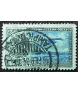 1932 Mexico One Peso Correo Aereo Stamp  - $0.99