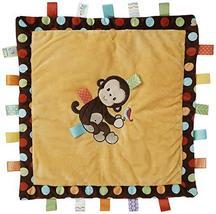 Taggies Dazzle Dots Cozy Blanket, Monkey - $27.99