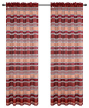 Becca Drapery Curtain Panels image 5