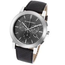 Burberry BU9362 - The City - Chronograph Swiss Watch 42mm - Warranty - $399.00