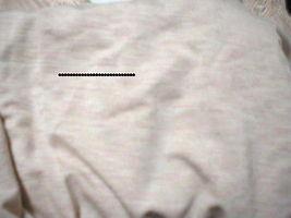 NWT New Designer Natori Pajamas Pink Tan Beige Womens PJ M Cami Pants Top Set image 4