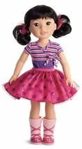 NEW! American Girl WellieWishers: Emerson Doll (DNJ72) - $84.14