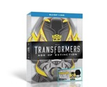 Transformers Age of Extinction Bumblebee Limited Edition  (3D Blu-ray + Blu-ray)