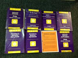 1996 JEEP GRAND CHEROKEE Service Repair Shop Manual Set W Diagnostics & ... - $247.45