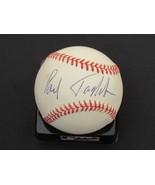 PAUL TAGLIABUE NFL COMMISSIONER SIGNED AUTO VINTAGE BASEBALL JSA AUTHENTIC - $148.49