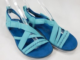 Keen Maya Strap Size US 7 M (B) EU 37.5 Women's Sports Sandals Blue / Light Blue