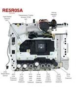 OEM Bosch RE5R05A Valve Body FITS Nissan Xterra Pathfinder Armada Frontier Titan - $350.65