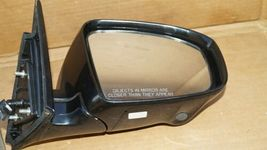08-14 Infiniti EX35 Sideview Door Mirrror w/360° Camera Passenger Right RH image 7