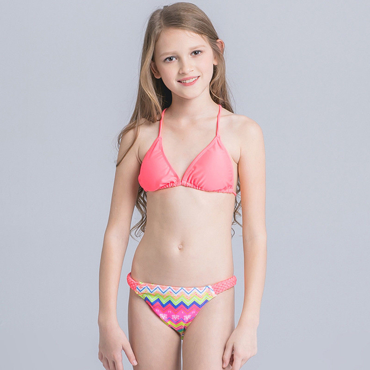 Swimwear / Kids Swimwear. Make a splash in our cute swimsuits for kids! We provide a wide range of colorful patterns and playful styles of children swimsuits. Enjoy your beach time with your kids dressing in mother-daughter bathing suits. No matter you are in a chic bikini or a cutting edge one-piece, we have the matching kids kids bathing suits.