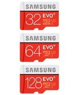 Genuine Samsung Micro SDHC SDXC EVO+ Class 10 UHS-1 Memory Card 32GB 64G... - $19.79+