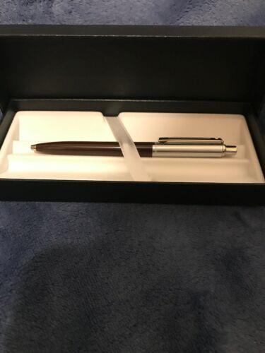 Sheaffer CoCo Barrel, Chrome Cap, Nickel Trim, Ballpoint Pen (E23212551)