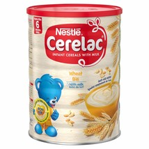 Nestle Cerelac, Wheat with Milk, 2.2-Pound - $20.15