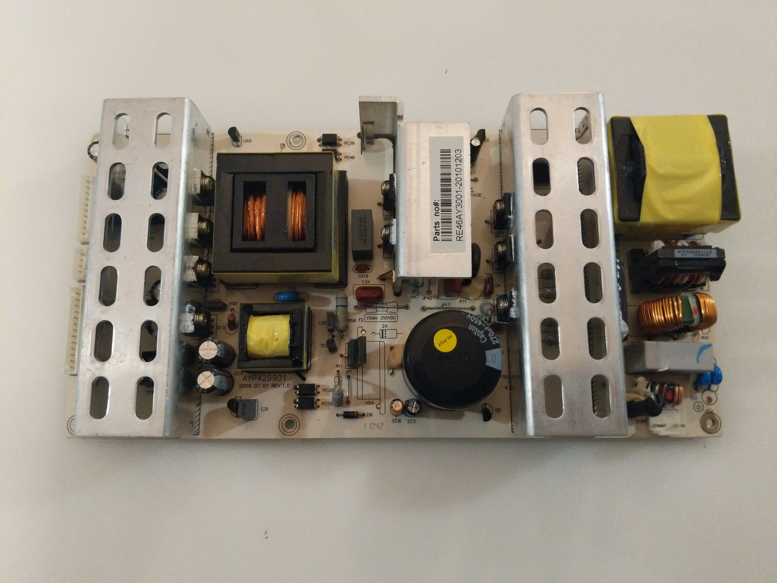 Primary image for  * RCA 46LA45RQ Power Supply board  RE46AY3001 (IPB747)