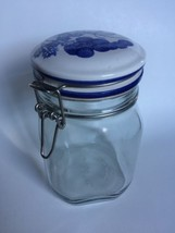 Hand painted Jar Canister Made In Italy Pasta S... - $5.89