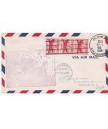 FIRST FLIGHT LOS ANGELES, CA - COPENHAGEN NOVEMBER 19, 1952 FIRST EXPLOR... - $2.98
