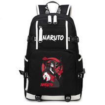 Naruto Theme Fighting Anime Series Backpack Schoolbag Daypack Bookbag Itachi - $36.99