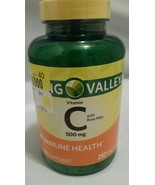 Spring Valley Vitamin C 500mg With Rose Hips 250 Tablets - $8.73