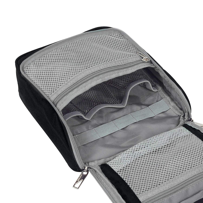 Lavievert Toiletry Bag  Makeup Organizer  Cosmetic Bag  Portable Travel Kit 621e833d506cb