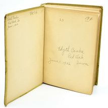 Childe Harold's Pilgrimage Lord Byron Lupton Publishing c. 1900? Hardcover Book image 7