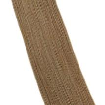 Moresoo 20 Inch Tape in Extensions Remy Human Hair Glue in Hair Extensions Human image 4