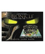 Lego Bionicle Quest for The Masks Promo Trading Card Game 2001 - $3.99