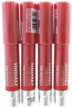 Covergirl Jumbo Lip Gloss Balm Creams # 300 Nectarine Dream~Pack Of 4 NEW Sealed - $9.80