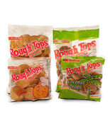 Rough Tops/ Jamaican Snack/ Pack of 4/ Free Shipping - $16.50