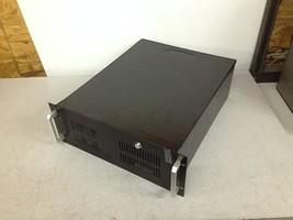 """Unbranded Unknown Model Custom 4U Rackmount Desktop Case 19"""" W x 21.5"""" D - $75.00"""
