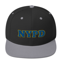 nypd yankees hat / nypd yankees / Snapback Hat image 6