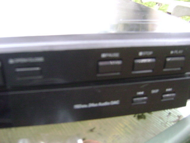 Toshiba SD-K610 DVD Video Player Digital Video Home Theater