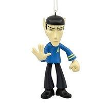 Hallmark Christmas Ornament Star Trek Spock Spock Spock - $9.77