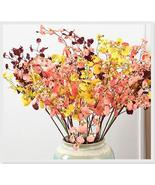 Real Touch Oncidium Home & Wedding Artificial Flowers (3 twigs) - £20.05 GBP