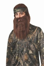 Rubie's Men's Duck Hunting Season Wig and Beard  - $14.24