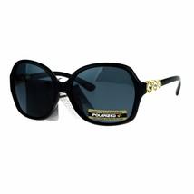 Womens Polarized Lens Sunglasses Rhinestone Designer Style Eyewear UV 400 - £10.00 GBP