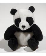 "ZANGEEN INC PLUSH BEANIE PANDA 2004 STUFFED ANIMAL TOY 6"" NEW - $5.04"