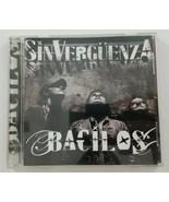 Bacilos Sin Verguenza CD 2004 Warner Music Latina, Latin Pop  - $14.01