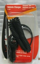 NEW IN BOX CARGADOR VERIZON VEHICLE CHARGER FOR LG VX3200 AND MORE - $8.90