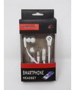 Vertigo Smartphone Headset w/ Microphone - $12.34