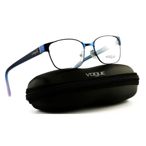90adc7fc222 Vogue Eyeglasses VO 3986 964-S Matte Blue and 50 similar items