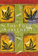 The Four Agreements: A Practical Guide to Personal Freedom (A Toltec Wis... - $4.93