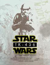 Star Wars TK-436 A Stormtrooper Story Fan Made Star Wars DVD Movie. - $14.99