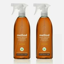 Method Daily Wood Cleaner Spray, 2 Pack 28oz, Almond Scent, Free Priorit... - $23.27