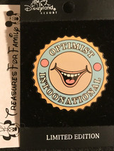 Disney LE Pin Mickey's Toontown Optimist Intoonational Smile RARE VHTF F... - $20.99