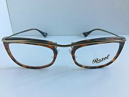 New Persol 3083-V  51mm 89 Tortoise Rx Eyeglasses Frame Hand Made in Italy  - $69.99