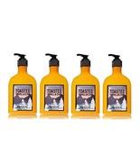 4 Bath & Body Works Toasted Vanilla Chai Nourishing Hand Soap with Tea T... - $25.99
