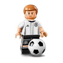 Nouveau Lego mini figurine S Maillot (Allemand FOOT ) séries 71014 - Toni KROOS - $12.61