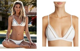 Ellejay swimwear Rosa Bikini Top separate M - $64.34