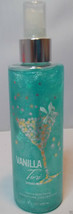 Bath & Body Works Signature Collection Vanilla Tini Shimmer Mist 8 oz NEW - $9.49